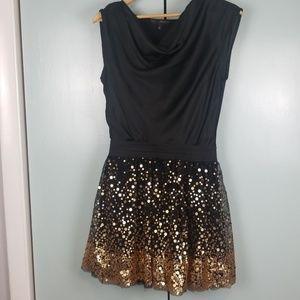 HearSoul Sequins Junior Dress size L